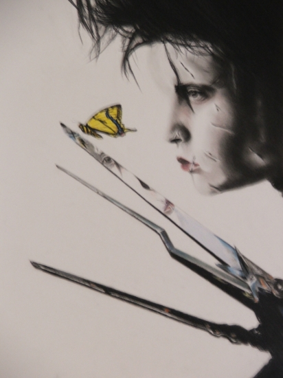 Johnny Depp by Tifaerith